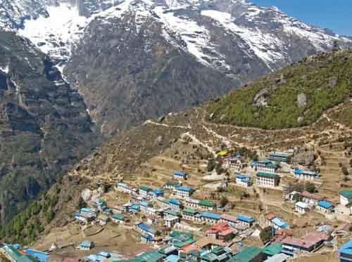 Виды Непала