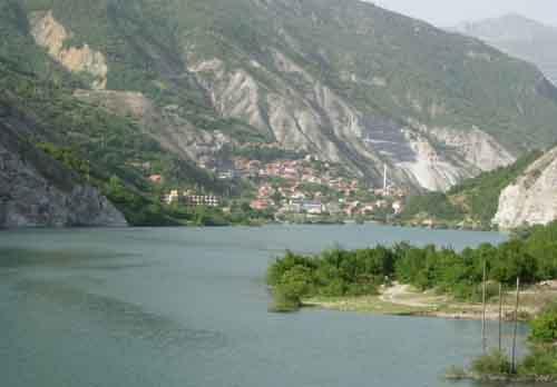 Река Радика, Северная Македония