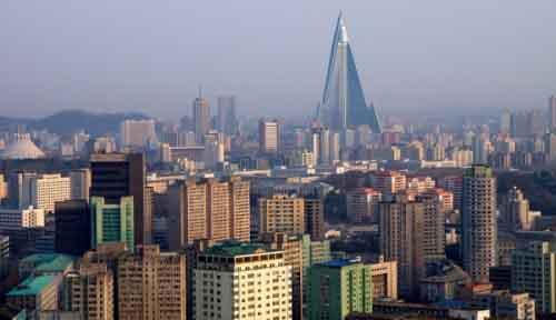 Пхеньян, КНДР