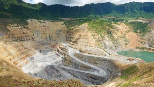 Горная добыча Папуа – Новой Гвинеи