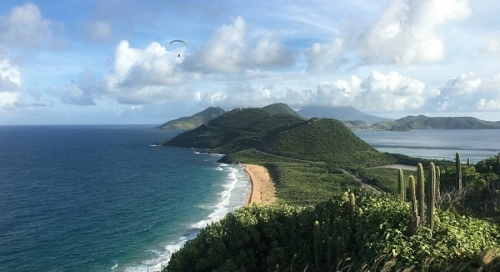Виды Сент-Китса и Невиса