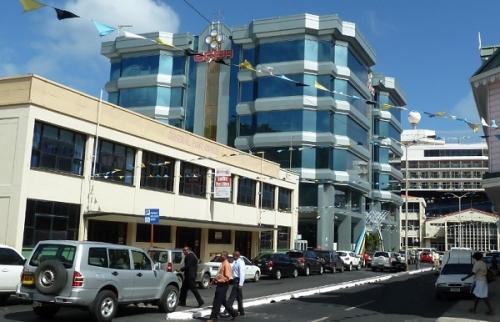 Bank of Saint Lucia, Сент-Люсия