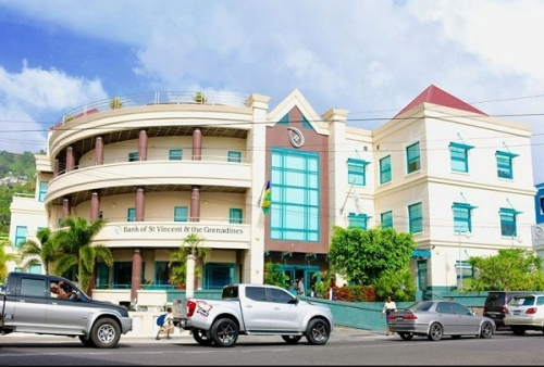 Bank of Saint Vincent & the Grenadines