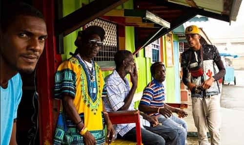Люди Сент-Винсента и Гренадин