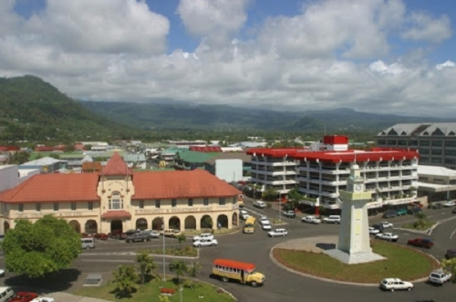 Апиа, Самоа
