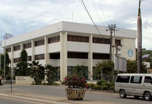 Центробанк Соломоновых островов