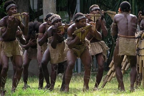 Люди Соломоновых островов