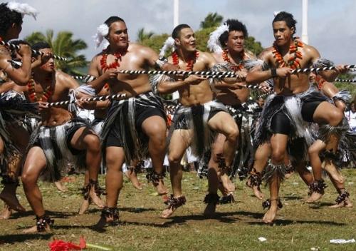 Люди Тонга