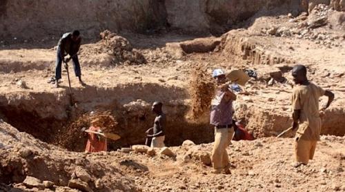 Горная добыча Зимбабве