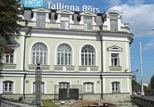 Офис Таллиннской фондовой биржи