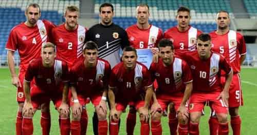 Футбольная сборная Гибралтара