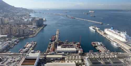 Порт Гибралтара