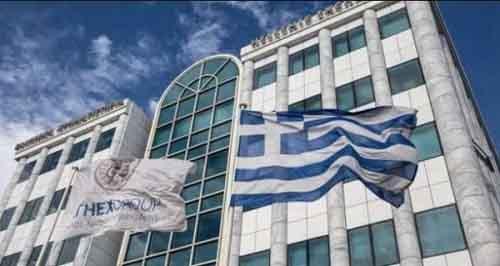 Офис Фондовой биржи Афин