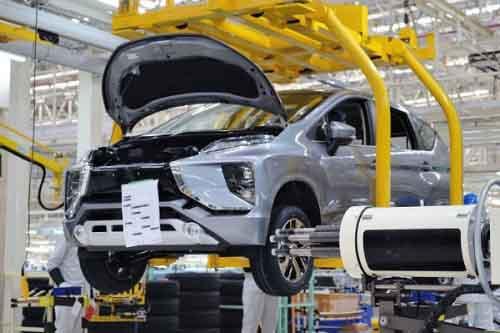 Автомобильное производство Индонезии