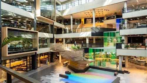 Офис Microsoft Ireland