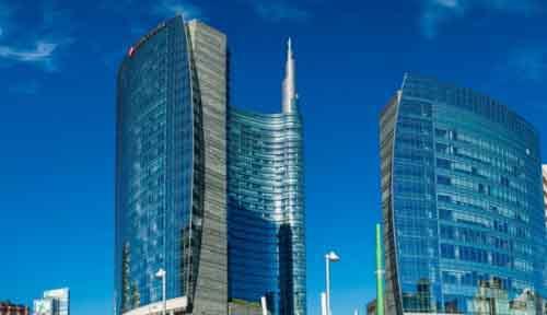 Банк UniCredit, Милан