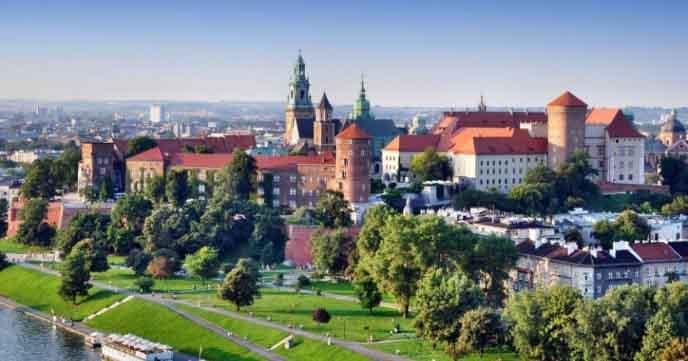 Краков: самый красивый город Польши