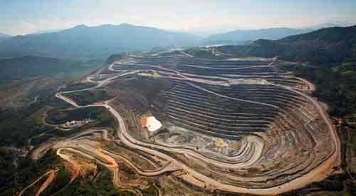 Горнодобывающая промышленность Лаоса