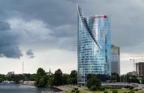 Офис Swedbank