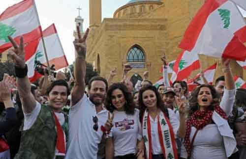 Ливанцы