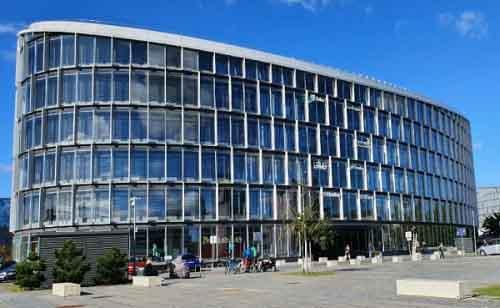 Офис Вильнюсской фондовой биржи