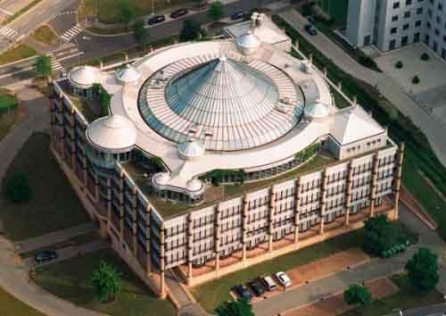 Офис Deutsche Bank Luxembourg