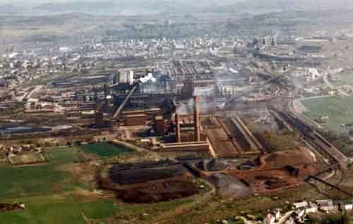 Промышленный район Люксембурга