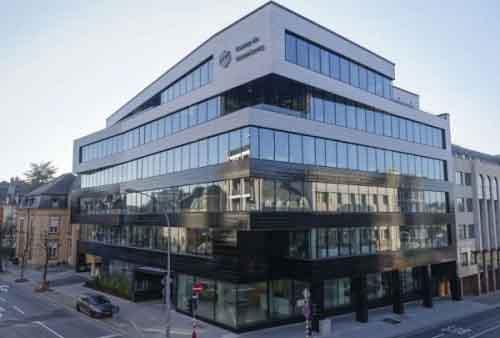 Офис Люксембургской фондовой биржи