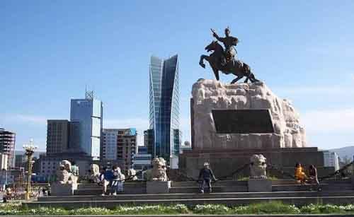 Улан-Батор, Монголия