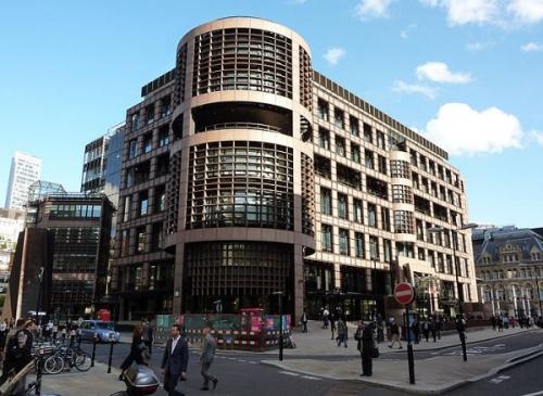 Банк UBS, Лондон