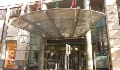 Офис Португальской фондовой биржи