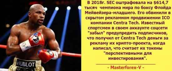 СЕК и бокс