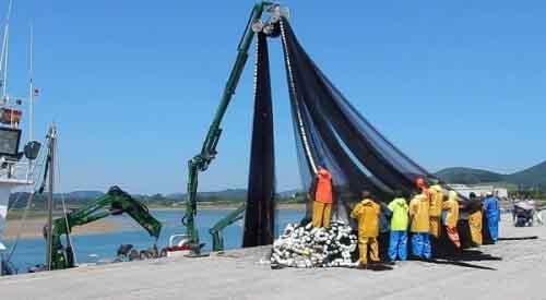 Испанские рыбаки