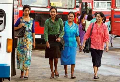 Шри-Ланка, люди