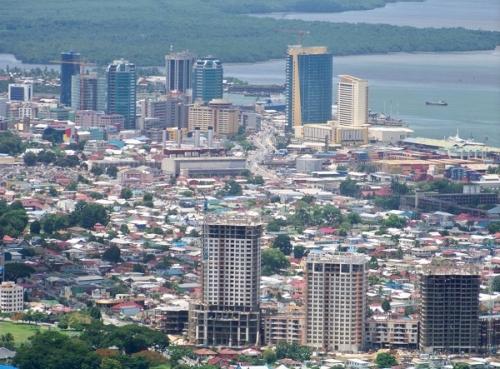 Порт-оф-Спейн, Тринидад и Тобаго