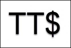Символ, знак доллара Тринидада и Тобаго