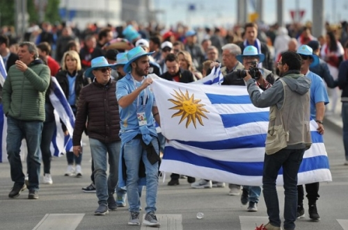 Уругвайцы