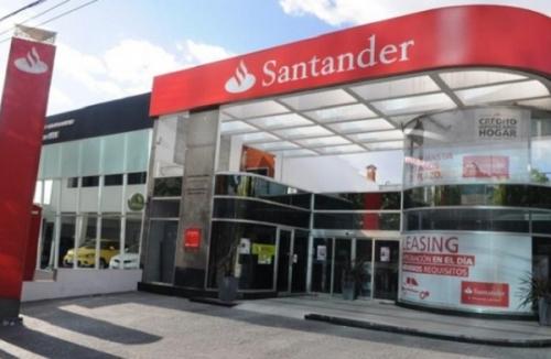 Banco Santander Uruguay, Уругвай