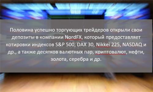 Masterforex о NordFX