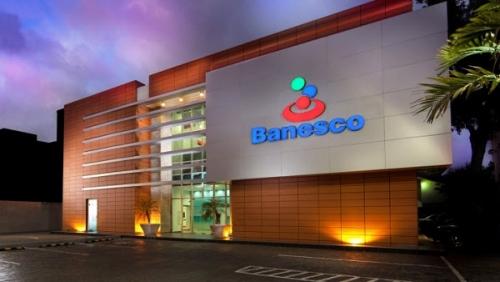 Отделение банка Banesco, Венесуэла