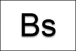 Символ, знак суверенного боливара