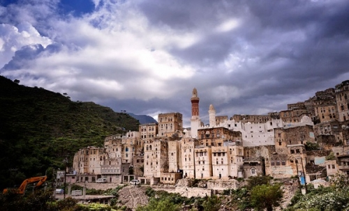 Джибла, Йемен